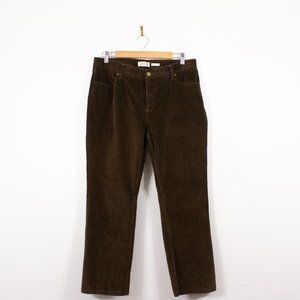 Northern Reflections Corduroy Weekend Stretch Pant
